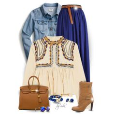 Hermes Bag & Shoes (Outfit Only)