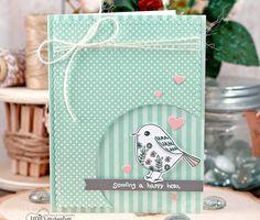 378 Best Birthday Cards Birds Images On Pinterest Diy Cards