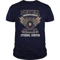 Awesome Tee INTERNAL AUDITOR T shirts #tee #tshirt #Job #ZodiacTshirt #Profession #Career #auditor