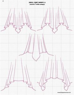 Adobe Illustrator Flat Fashion Sketch Templates - My Practical Skills . - Adobe Illustrator Flat Fashion Sketch Templates – My Practical Skills My practical skills -
