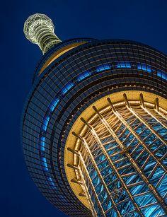 Tokyo sky tree #japan #tokyo