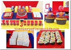 Ucreate Parties: birthday party-boy themes