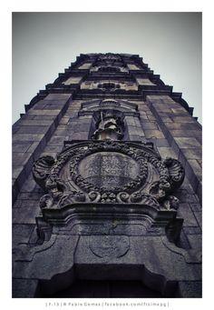 Torre dos Clérigos / Torre de los Clérigos / Tower of the Clerics [2013 - Porto / Oporto - Portugal] #fotografia #fotografias #photography #foto #fotos #photo #photos #local #locais #locals #cidade #cidades #ciudad #ciudades #city #cities #europa #europe #arquitectura #architecture #baixa #baja #downtown #igrejas #iglesias #nasoni @Visit Portugal @ePortugal @WeBook Porto @OPORTO COOL @Oporto Lobers
