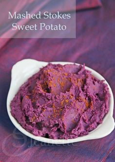 mashed stokes purple sweet potato mashed stokes sweet potatoes ...