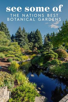 Here are some of the best virtual garden tours you can take without leaving home. #virtualgardens #virtualtravel #gardentours #bhg
