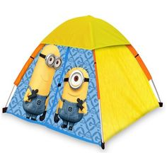 Despicable Me Igloo Play Tent * This is an Amazon Affiliate link. Continue to the product at the image link.
