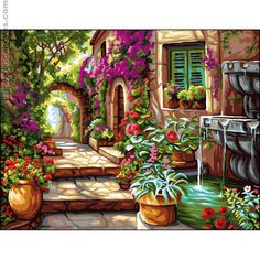 http://www.canevas.com/A-19899-ruelle-provencale.aspx