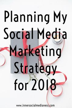 Planning My Social Media Marketing Strategy for 2018 - Have you been able to find some time to reflect on your business plans and how your year went? Take a look at what I learned learn from my struggles and how I celebrated my success. This is my social media story. This is my truth. What's yours? via @penneyfox #socialmediamarketingstrategy
