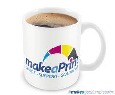 Con estos cafés ... así estamos en Make a Print: bien despiertos para poder ofrecerte el mejor servicio y la mejor ayuda con todos los dispositivos de impresión e informática de tu oficina o negocio.