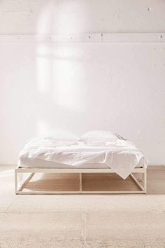 Urban Outfitters Minimal Platform Bed Frame