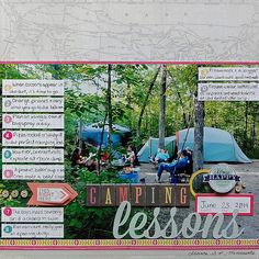 Camping Lessons 2014 : Gallery : A Cherry On Top