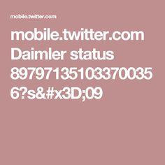 mobile.twitter.com Daimler status 897971351033700356?s=09
