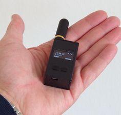 PicoAPRS - Weltweit kleinster APRS Transceiver (Tracker) mit KISS-TNC von DB1NTO