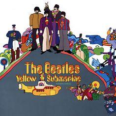 "Beatles Album: 1969: Yellow Submarine - The Beatles' Albums: From ""Please Please…"