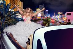 ICON: Mariah Carey by James White for Paper Magazine