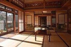Rooms in Jiji no Ie