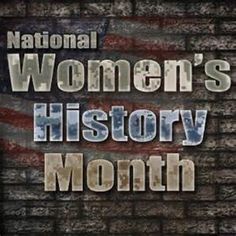 TPFF recognizes Women's History Month