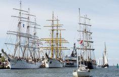 Veranstaltungsprogramm zur 24. Hanse Sail