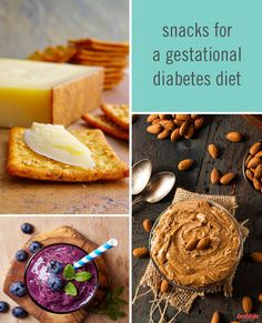 Snacks for Pregnant Moms with Gestational Diabetes