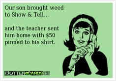 A Cannabis Seed Bank with the largest selection of feminized, autoflowering and regular cannabis seeds since Weed Humor, Puff And Pass, Funny As Hell, Medical Marijuana, Cannabis, Bad Mood, Smoking Weed, Show And Tell, E Cards