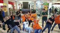 MOVE WEEK Bulgaria : Flash mob България MOVE Week 2013
