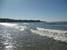 COMPLETE! Swim in the Pacific Ocean