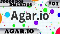JOGOS DOS INSCRITOS - AGAR.IO - #01