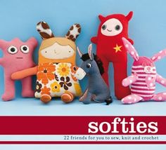 Softies Sewing | A Spoonful of Sugar