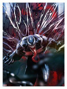 Venom by https://andyfairhurst.deviantart.com on @DeviantArt