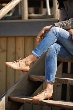 Spring colour Maluo shoe