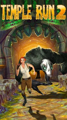 Download Temple Run 2 APK and BAR for Blackberry | AndroBerry