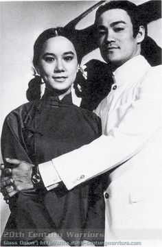 Bruce Lee & Nora Miao