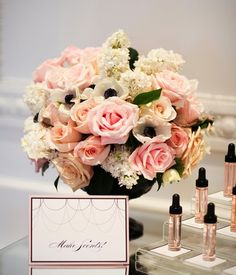 Coco Chanel French Inspired Bridal Shower at the Richard Nixon Library | Heavenly Blooms
