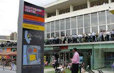 Para uma boa dose de cultura: Southbank Centre