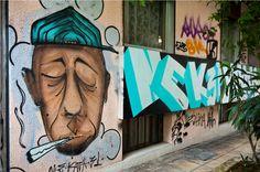 Visit Greece   Methonis Str. Exarcheia © Skoulas
