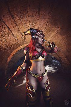Warcraft - Alextrasza
