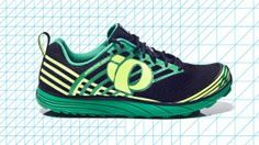 Pearl Izuimi - trail shoe , just a great shoe with a nice transition