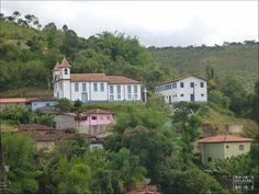 Cachoeira do Brumado, distrito de Mariana (MG)