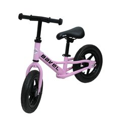 Bavel Balance Bike for Ages 18 Months to 4 Years (Pink, Balance Bike, Cycling Equipment, 4 Years, 18 Months, 18th, Image Link, Bicycle, Amazon, Pink