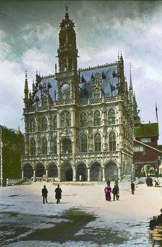 Le pavillon de la Belgique à l'exposition universelle de Paris en 1900 - Exposition universelle de 1900 — Wikipédia
