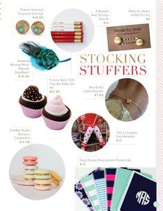 stocking stuffers //