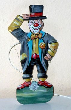 Reprobox für den Distler Clown Happy
