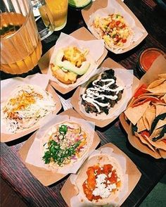 Try one or all four of Mondo Taco's new epic breakfast style tacos and burritos for the best brunch in Santa Monica!