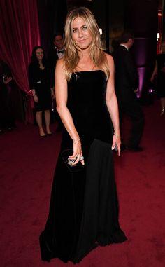 Jennifer Aniston: 2018 Golden Globes: After-Party Pics
