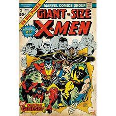 (24x36) Giant-Size X-Men NO.1 Marvel Comics Poster http://geek.ragebear.com/p7gdu