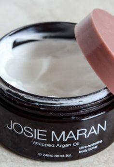 Josie Maran Whipped Argan Body Butter | howsweeteats.com