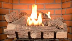 12 Best Fake Fireplace Logs Images Fake Fireplace Logs Fire