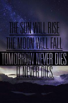 Tomorrow Never Dies X 5sos
