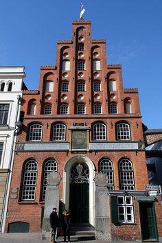 Lübeck Schiffergesellschaft 070311 - Lübeck – Wikipedie
