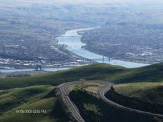 The LC Valley!  Lewiston, Idaho / Clarkston Washington